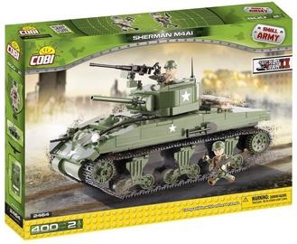 Cobi Small Army WW2 Sherman M4A1 2464