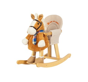 Žaislinis supamasis arkliukas