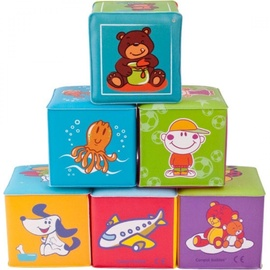 Canpol Babies Soft Educational Cubes 6pcs 2/817