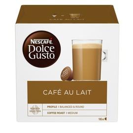Kafijas kapsulas Nescafe Dolce Gusto Cafe Au Lait 160 g, 16 gab.