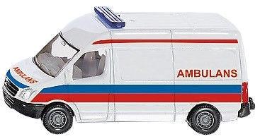 Siku Emergency Car 0809