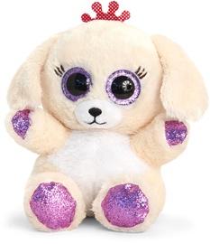 Pliušinis žaislas Keel Toys Animotsu Bichon Frise, 15 cm