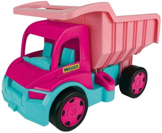 Wader Gigant Truck Farmer Dump Truck For Girls Pink 65006
