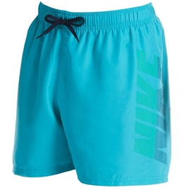 Nike Rift Breaker Swimming Shorts NESSA571 376 Turquoise XL