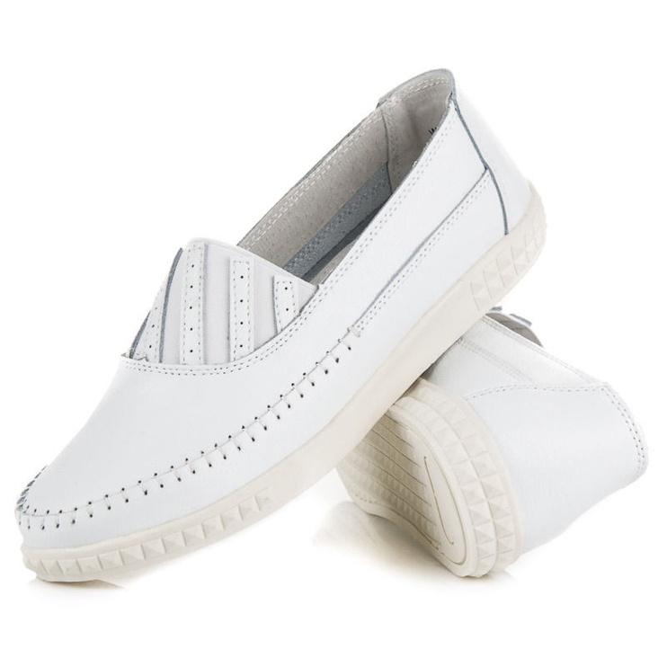 Vinceza Shoes 49189 White 40/7