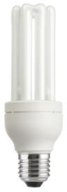Kompaktinė liuminescencinė lempa GE T3, 23W, E27, 2700K, 1450lm