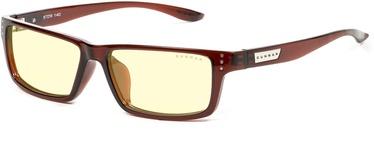Защитные очки Gunnar Riot Amber Glass Espresso