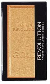 Makeup Revolution London Ingot Highlighter 12g Gold