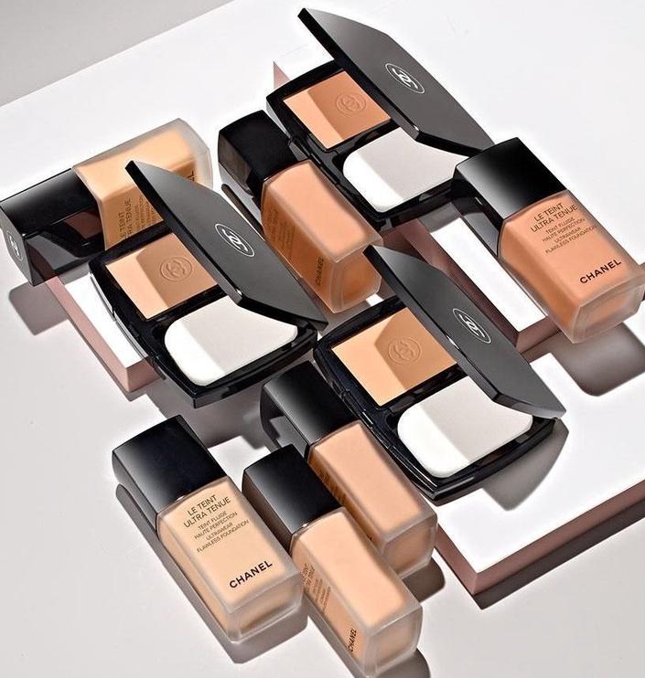 Chanel Le Teint Ultra Tenue Ultrawear Flawless Foundation SPF15 30ml 50