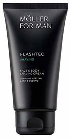 Anne Möller For Man Flashtec Shaving Face & Body Shaving Cream 125ml