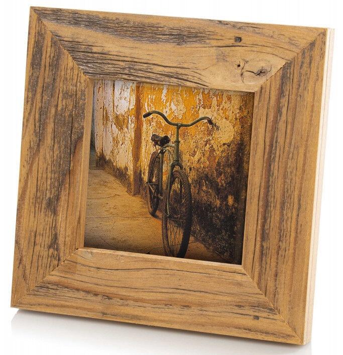 Фоторамка Bad Disain Photo Frame 10x10cm 1520926 Brown