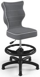 Bērnu krēsls Entelo Petit HC+F Size 4 JS33, pelēka, 350 mm x 950 mm