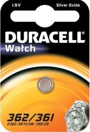 Duracell D362 Silver Oxide Battery