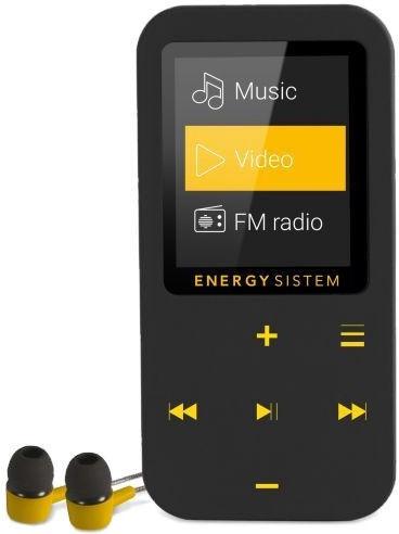 Музыкальный проигрыватель Energy Sistem Touch, черный, 16 ГБ