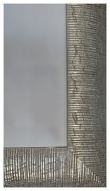 Veidrodis su rėmu Stikluva STV-87-P, kabinamas, 70 x 50 cm