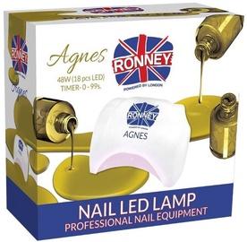 Ronney Agnes GY-LED-032 48W Nail LED Lamp White