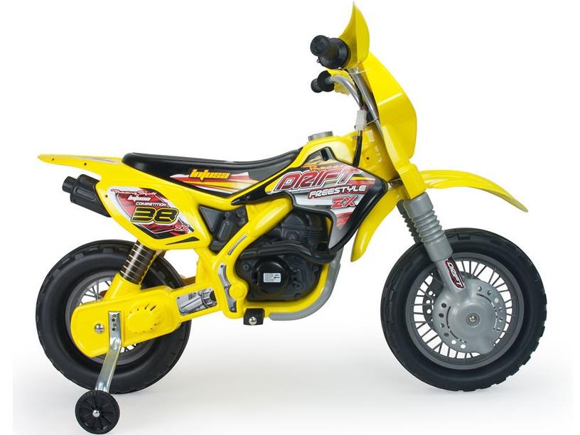 Injusa Moto Cross ThunderMax VX 12V 6811