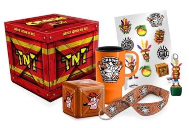 Exquisite Gaming Crash Bandicoot Universe Gear Crate