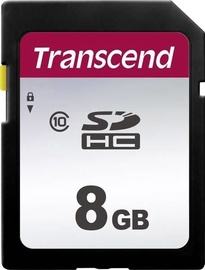 Transcend 300S 8GB SDHC CL10 UHS-I