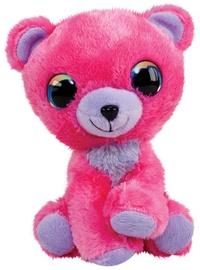 Lumo Stars Bear Raspberry 24cm
