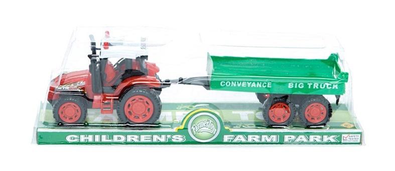 Rotaļu traktors 501046383