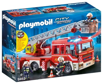 Constructor playmobil city action 9463