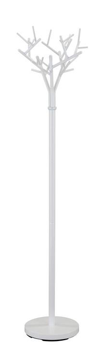 Drabužių kabykla W56, balta