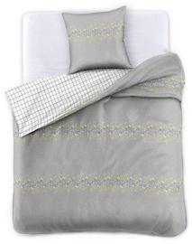 Комплект постельного белья DecoKing Sparkle, 155x220/80x80 cm