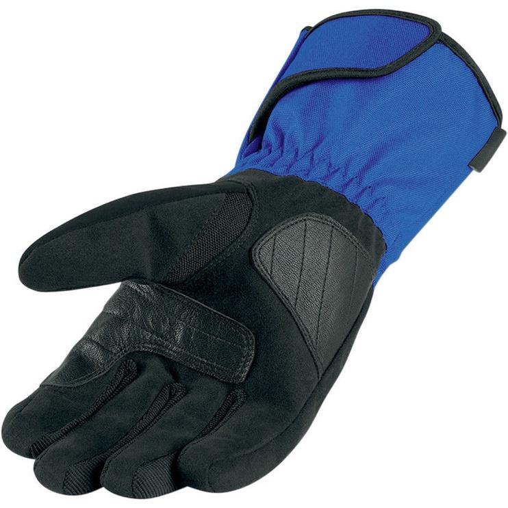 Icon PDX Gloves Blue M