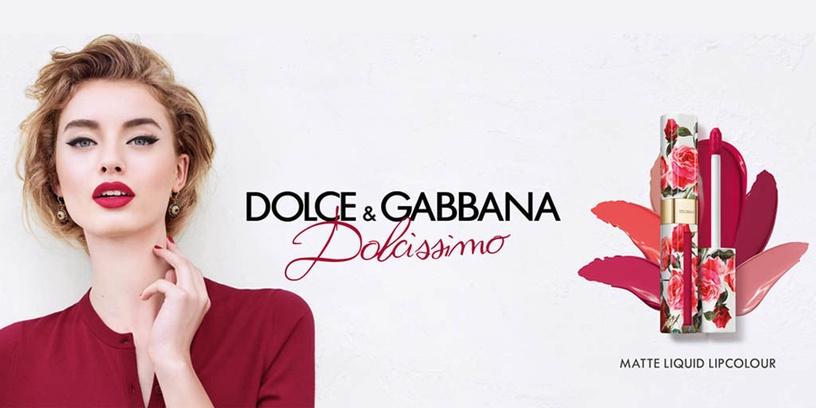 Dolce & Gabbana Dolcissimo Matte Liquid Lipcolour 5ml 08