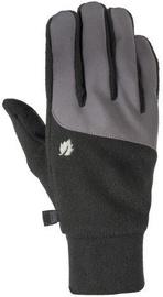 Lafuma Gloves Wonder Black/Gray L