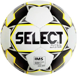 Select Futsal Master IMS 2018 Ball Black/White Size 4