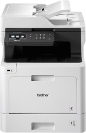 Multifunktsionaalne printer Brother MFC-L8690CDW, laseriga, värviline