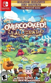 Overcooked: All You Can Eat SWITCH