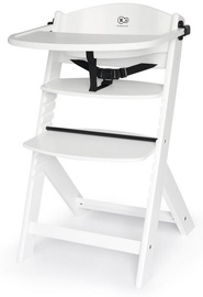 KinderKraft Enock Feeding Chair White