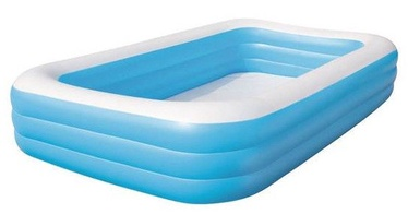 Bestway Delux Blue Rectangular Family Pool 54009 305x183x56cm
