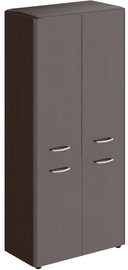 Skyland Office Cabinet DHC 85.3 Wenge Magic 892х470х1950