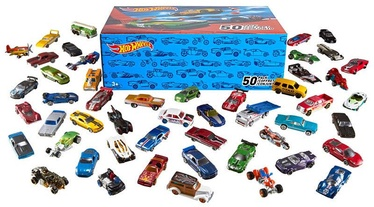 Mattel Hot Wheels 50-Car Gift Pack