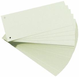 Herlitz Divider Strips 10843654 White 100pcs