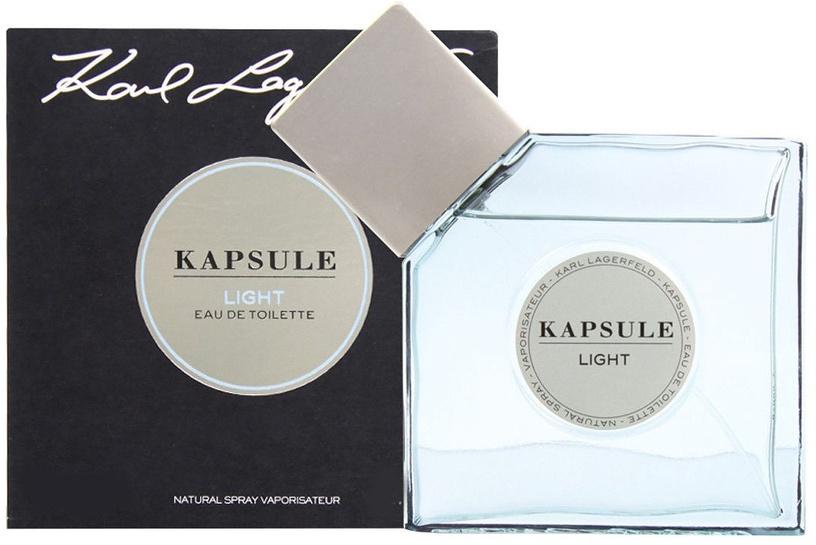 Tualetes ūdens Karl Lagerfeld Kapsule Light 30ml EDT Unisex