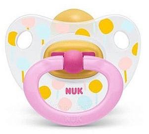 Соска Nuk Happy Kids, 0 мес.