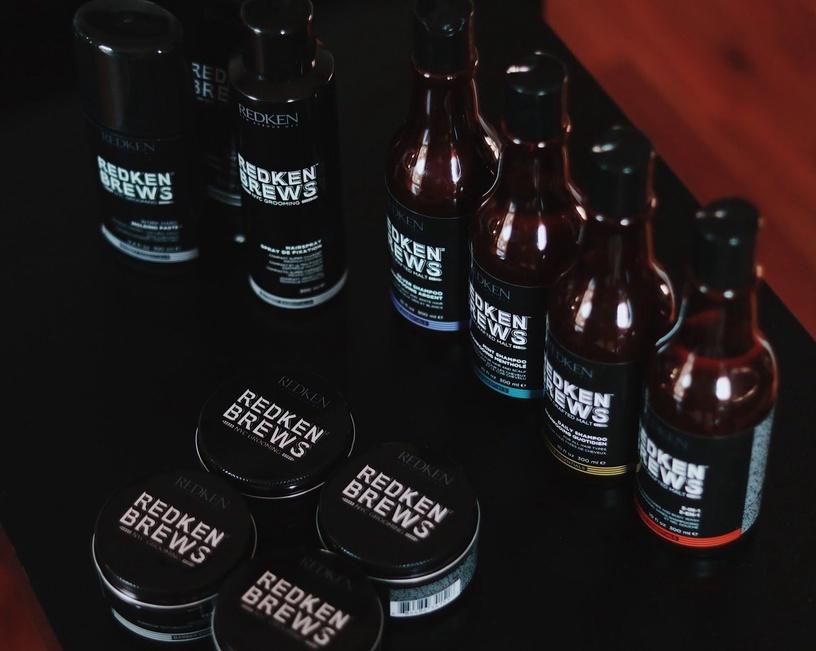 Šampoon Redken Brews Mint Shampoo 300ml