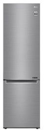 Šaldytuvas LG GBB62PZGFN Inox