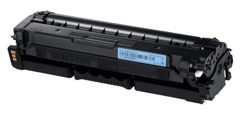 Lazerinio spausdintuvo kasetė Samsung CLT-C503L High Yield Toner Cartridge Cyan