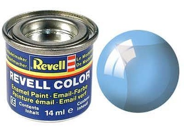 Revell Email Color 14ml Transparent Blue 32752R