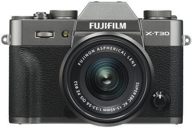 Fujifilm X-T30 + XC 15-45mm 3.5-5.6 OIS PZ Charcoal Gray