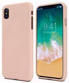 Mercury Soft feeling Matte Back Case For Apple iPhone 11 Pro Pink Sand
