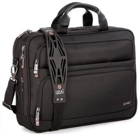 i-stay Notebook Bag Triple Compartment 15.6 Black