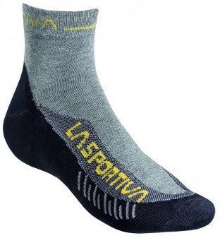 Носки La Sportiva TX Black/Yellow, L, 1 шт.