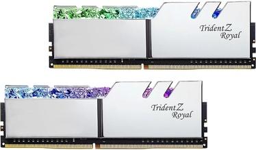 G.SKILL Trident Z Royal Silver 64GB 2666MHz CL19 DDR4 KIT OF 2